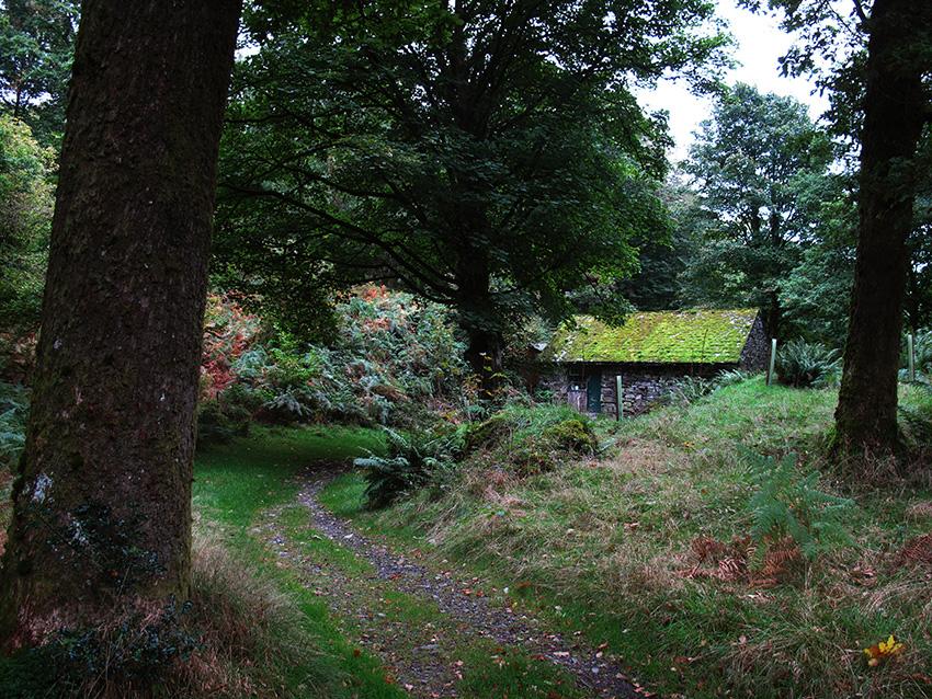 Wrostler's Barn